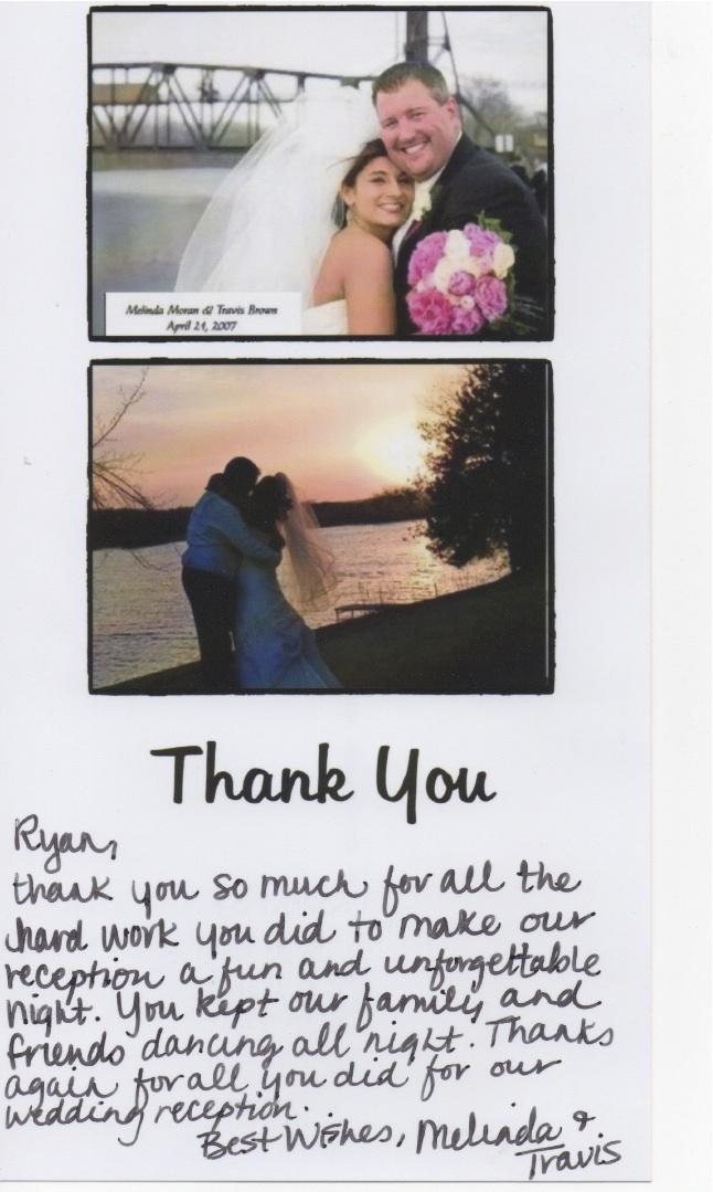 Melinda-Travis thank you